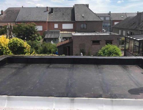 Augmenter l'isolation thermique de la toiture plate