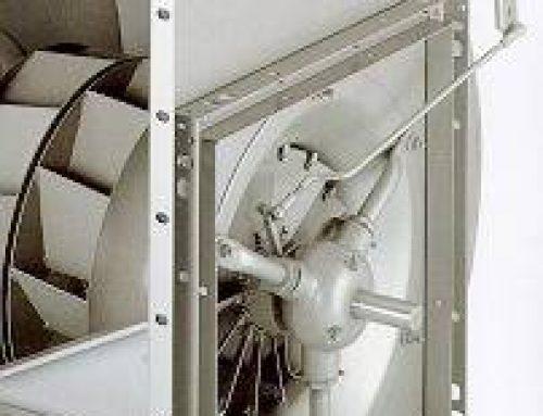 Le réglage du débit des ventilateurs