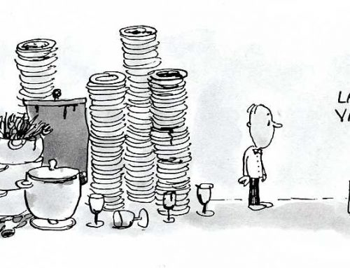 Choisir le système d'organisation de la laverie