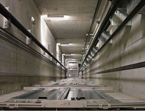 Évaluer les déperditions thermiques générées par la ventilation de la gaine d'ascenseur