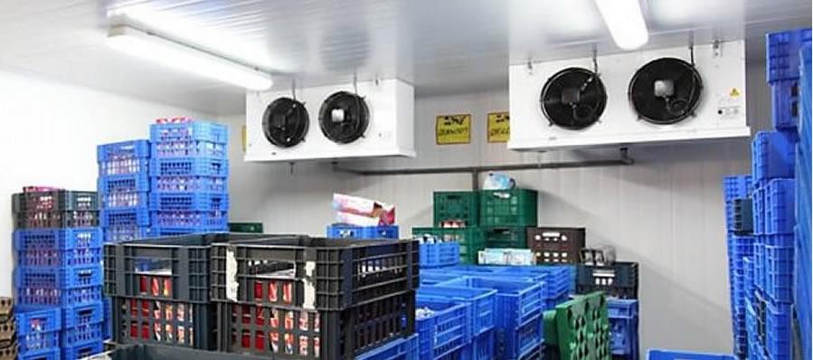 Évaluer l'efficacité énergétique des chambres froides