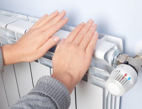 Identifier une surchauffe liée aux corps de chauffe