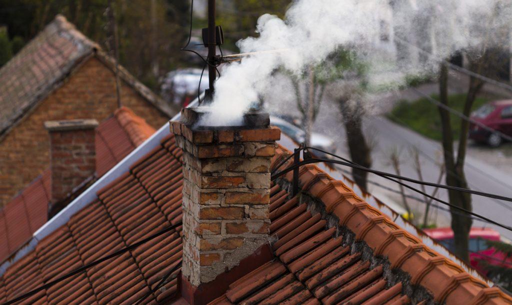 Fonctionnement d'une cheminée