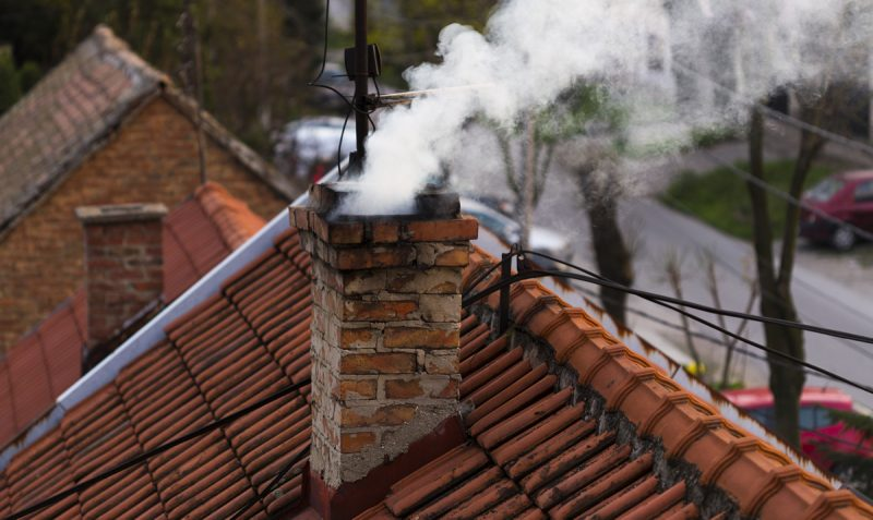 Évacuations d'air naturelles