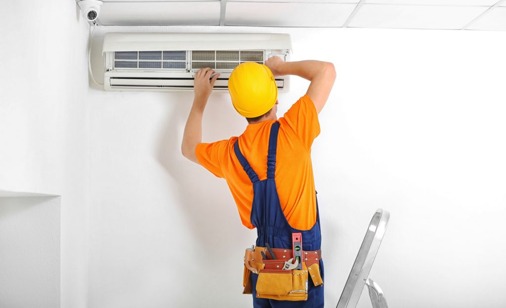 Organiser la maintenance de l'installation de climatisation