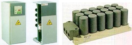 Placer des condensateurs de compensation