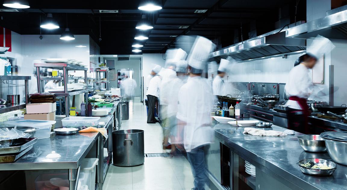 Puissance Electrique Dans Les Cuisines Collectives Energie Plus