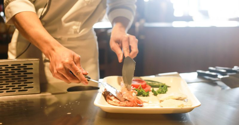 Energie nécessaire à la production d'un repas