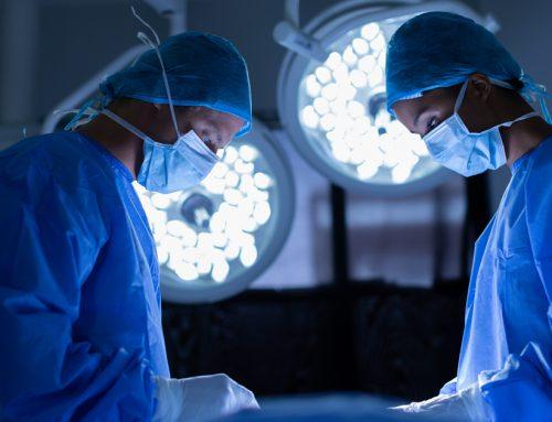 Salles d'opération [éclairage]