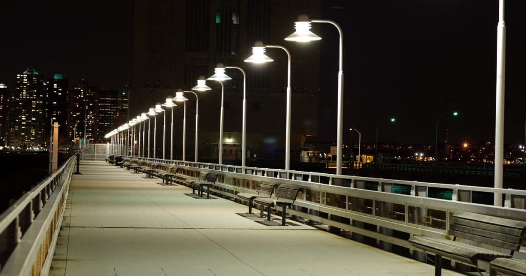 Facteur de maintenance d'un luminaire