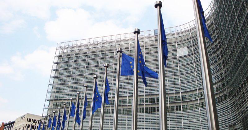 Berlaymont - Murs rideaux et double peau