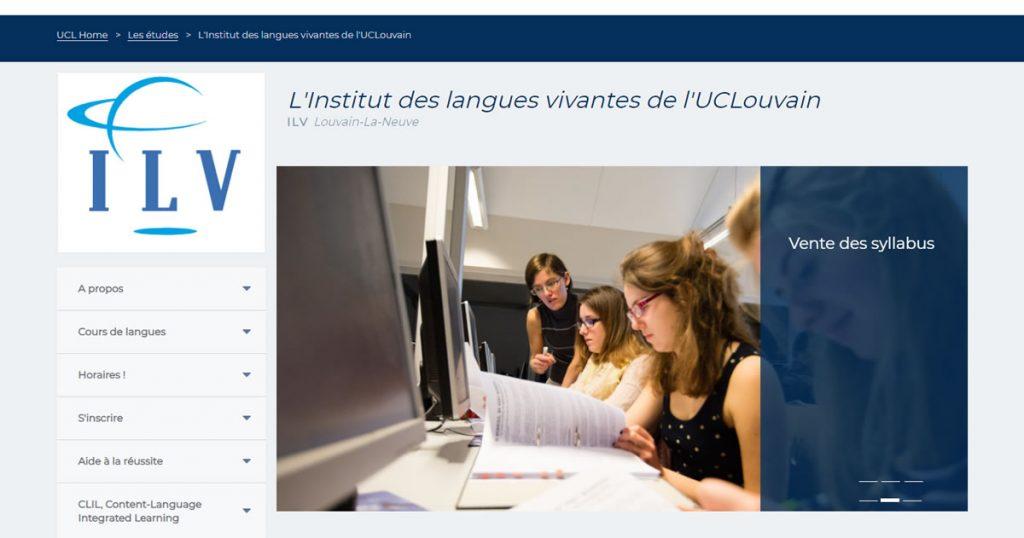 Rénovation de l'ILV à Louvain-la-Neuve