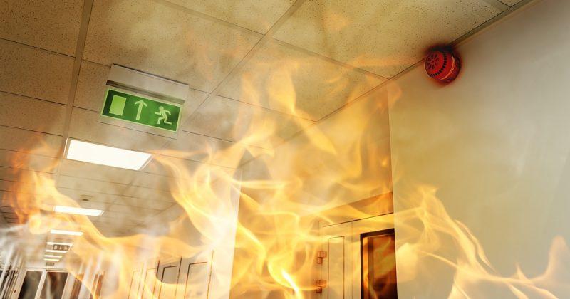 Comportement au feu des matériaux