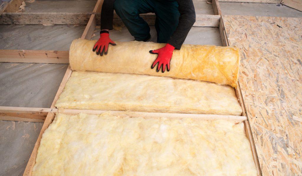 Modèles d'isolation - plancher léger avec aire de foulée