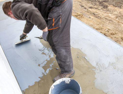 Évaluer un risque de condensation superficielle au droit d'une terrasse en béton