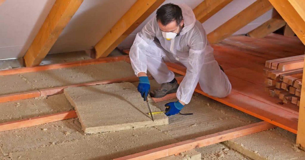Modèles d'isolation - plancher léger sans aire de foulée