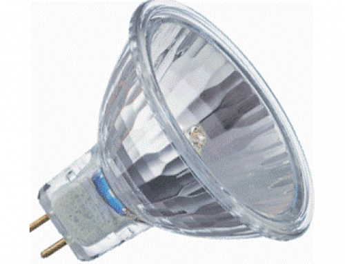 Les lampes halogènes