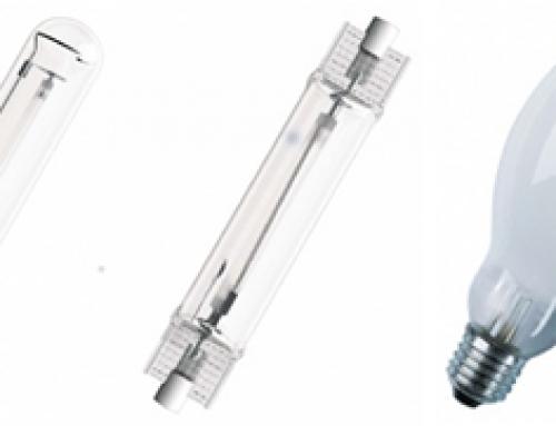 Lampes au sodium haute pression