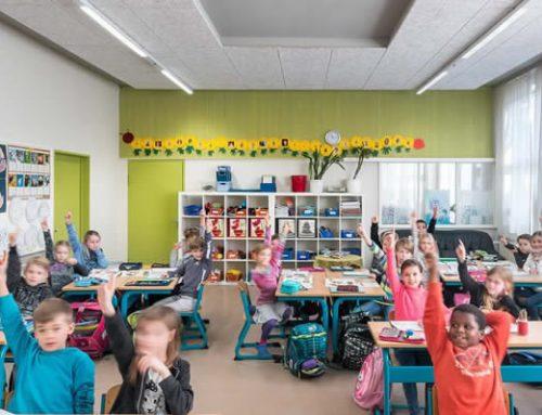Choisir l'emplacement des luminaires dans les classes