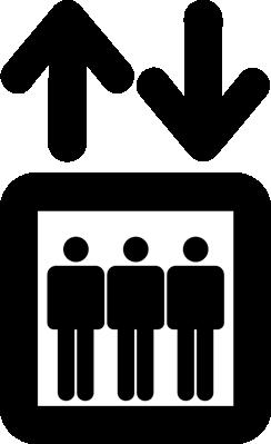 Picto ascenseur