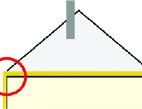 Concevoir les détails: le raccord mur-toiture-plancher [isolation]