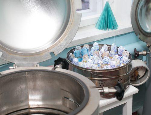 Adoucisseur d'eau [Stérilisation]