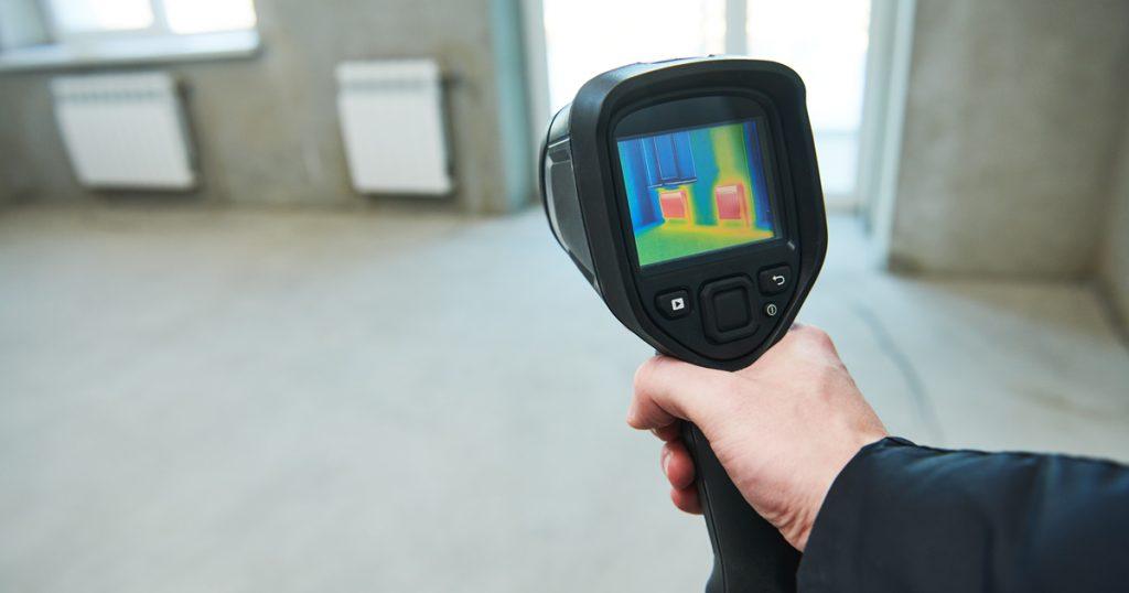 Identifier une surchauffe liée à l'installation de chauffage