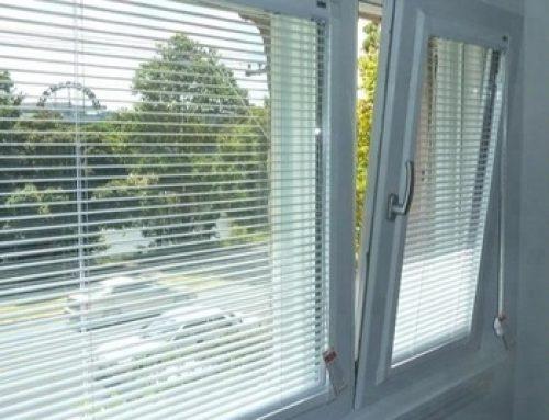 Choisir une protection insérée dans un double vitrage