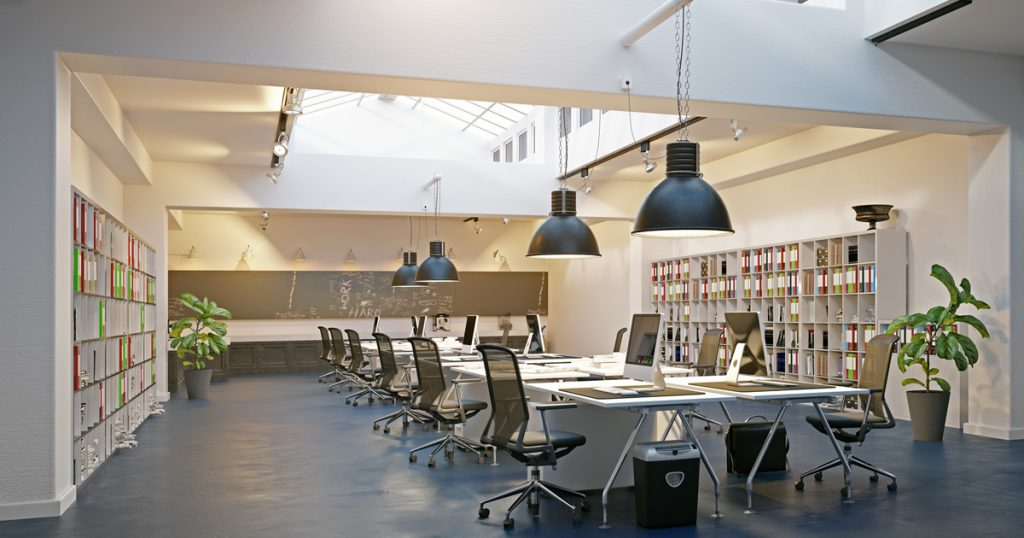 Norme NBN EN 12464-1 : lumière et éclairage des lieux de travail