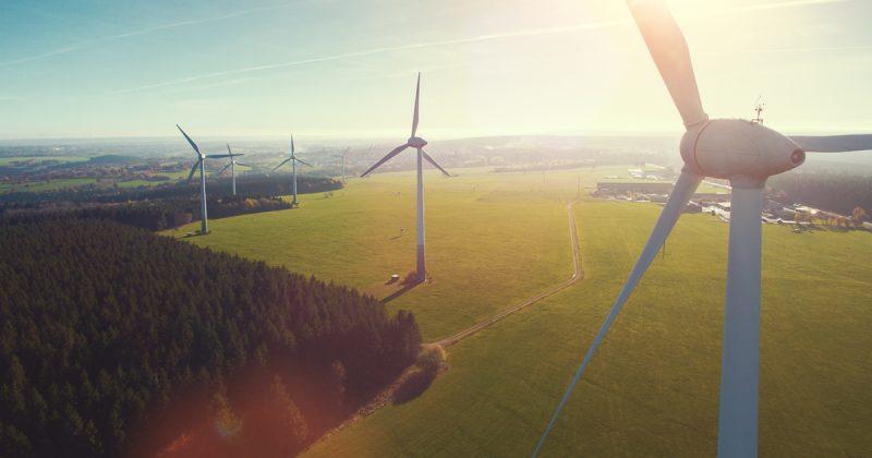 Concevoir l'installation d'une éolienne