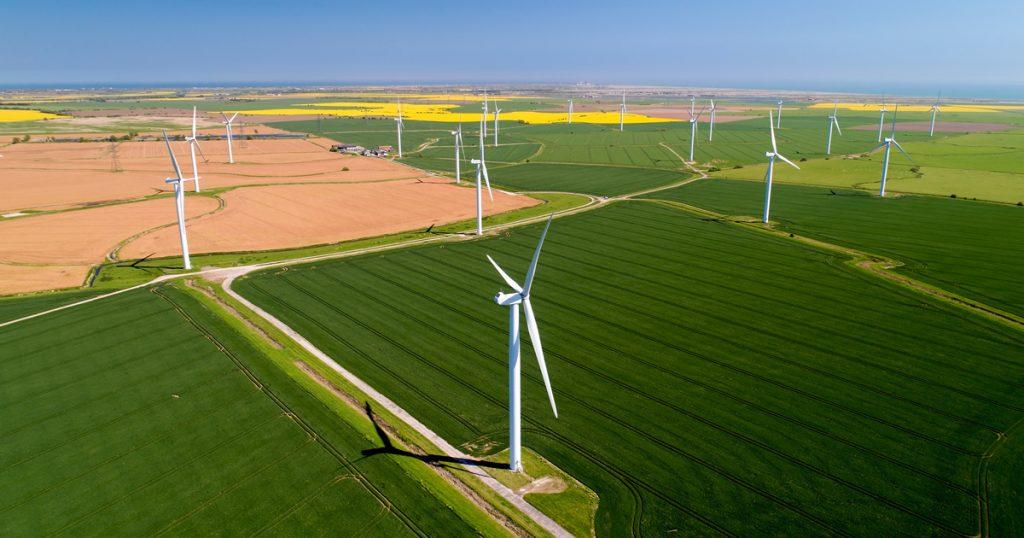 Impact environnemental des éoliennes >500 kW