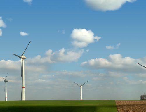 Ressources du vent et éoliennes