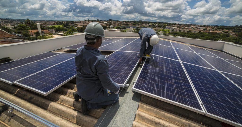 Impact envrironnemental des panneaux photovoltaïques