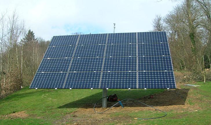 Suiveurs solaires