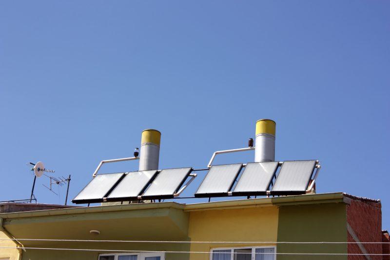 Connaître les étapes du projet [ECS par capteurs solaires]