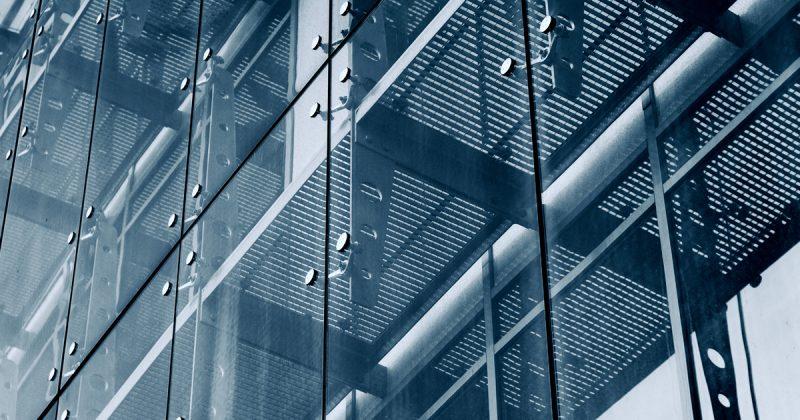 Coefficient de transmission thermique d'une façade légère de type mur rideau