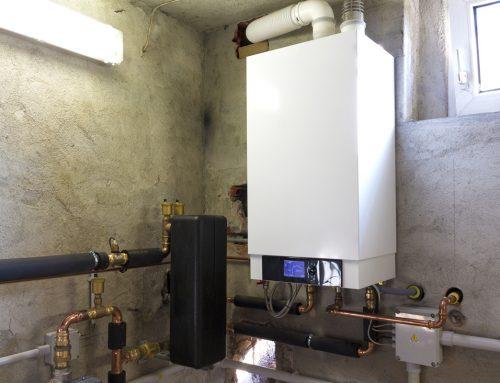 Moderniser une chaufferie existante en associant une chaudière à condensation et un cogénérateur