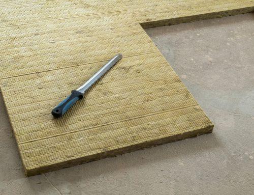 Modèles d'isolation – plancher lourd avec aire de foulée