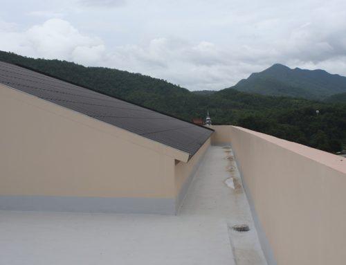 Choisir le type de toiture