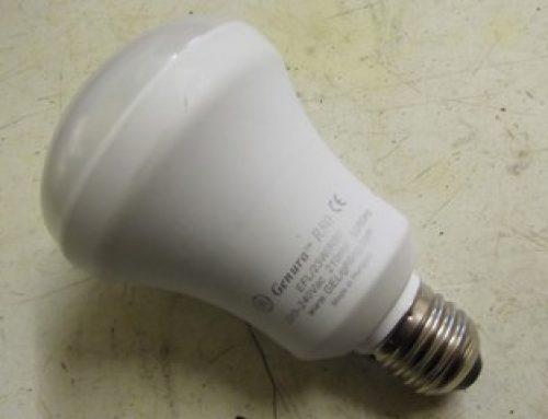 Caractéristiques des lampes à induction