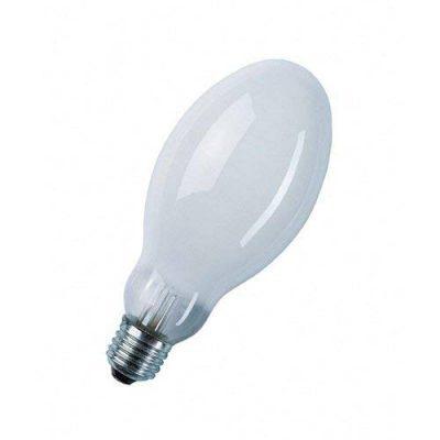 Caractéristiques des lampes au mercure haute pression