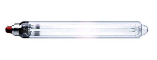 Caractéristiques des lampes au sodium basse pression