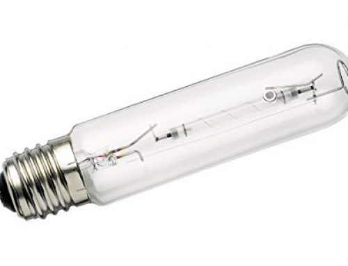 Caractéristiques des lampes au sodium haute pression