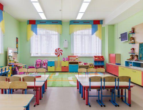 Exemple d'audit éclairage d'une école