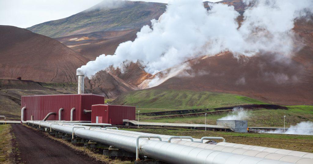 Géothermie et géocooling