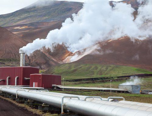 Géothermie et géocooling [Climatisation]