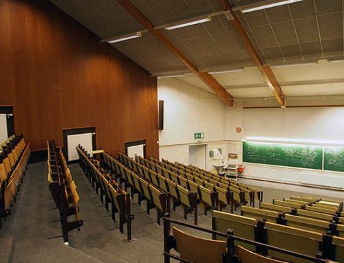 Des économies d'énergie par une ventilation efficace des auditoires
