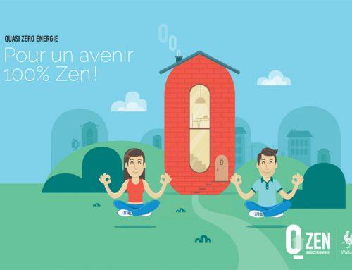 Bâtiment nearlyZEB ou « Quasi » zéro-énergie et son application en Wallonie (Le Q-ZEN)