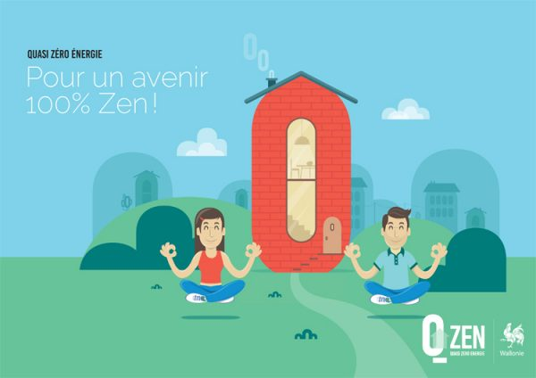 illustration nZEB (site de la région wallonne)
