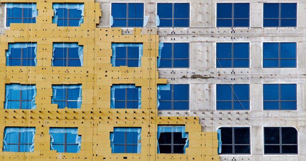 Stratégie de conception d'un bâtiment Q-ZEN
